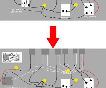 x10 three way switch wiring how, i install a leviton timer switch in this, home rh, stackexchange, leviton timer switch wiring diagram Wiring Leviton X10 X10 Three, Switch Wiring Creative How, I Install A Leviton Timer Switch In This, Home Rh, Stackexchange, Leviton Timer Switch Wiring Diagram Wiring Leviton X10 Ideas