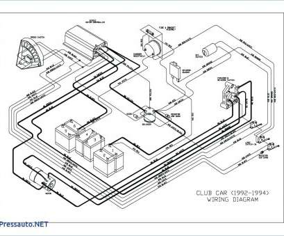 1994 Yamaha Golf Cart Wiring Diagram