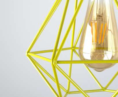 yellow wire pendant light Industrial Style 'Diablo' Wire Frame Polygon Diamond Pendant Shade-Yellow Yellow Wire Pendant Light Brilliant Industrial Style 'Diablo' Wire Frame Polygon Diamond Pendant Shade-Yellow Photos