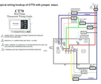 10 Simple York Affinity Thermostat Wiring Diagram Galleries ... on