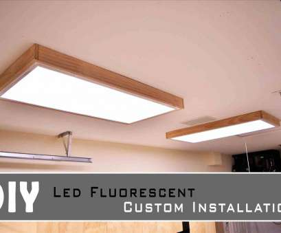 youtube how to install a light fixture for-your-home-garage-space-installing-fluorescent-light-in-the-shop-youtube- installing-Led-Light-Fixtures.jpg Youtube, To Install A Light Fixture Fantastic For-Your-Home-Garage-Space-Installing-Fluorescent-Light-In-The-Shop-Youtube- Installing-Led-Light-Fixtures.Jpg Photos
