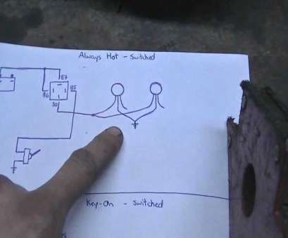 youtube how to wire a light Light Wiring With Relays, REDT4R1 06 10 12 YouTube Inside, To Wire Up Driving Lights Diagram Youtube, To Wire A Light Brilliant Light Wiring With Relays, REDT4R1 06 10 12 YouTube Inside, To Wire Up Driving Lights Diagram Ideas