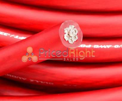zero gauge speaker wire Details about 1 Ft of Professional, 0 Gauge, Amp / Battery Power Wire / Cable, Audio Zero Gauge Speaker Wire Popular Details About 1 Ft Of Professional, 0 Gauge, Amp / Battery Power Wire / Cable, Audio Images