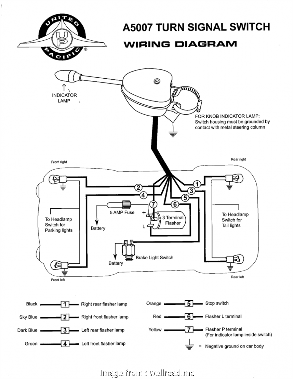 Toggle Switch Turn Signal Wiring Diagram Perfect Led Turn