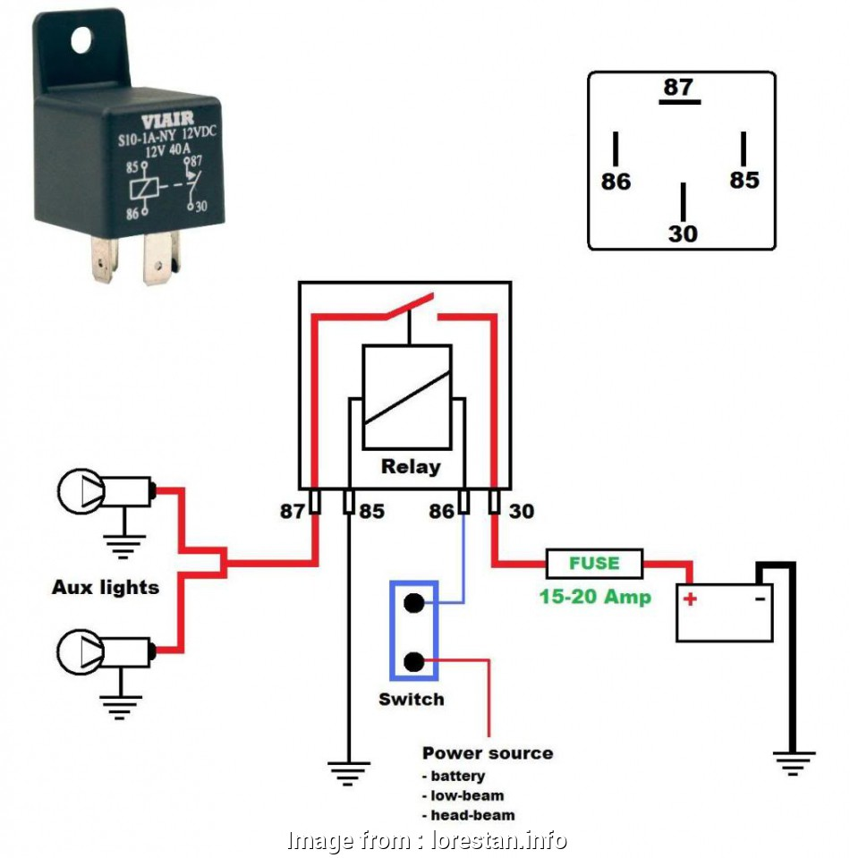 Toggle Switch Turn Signal Wiring Diagram Perfect