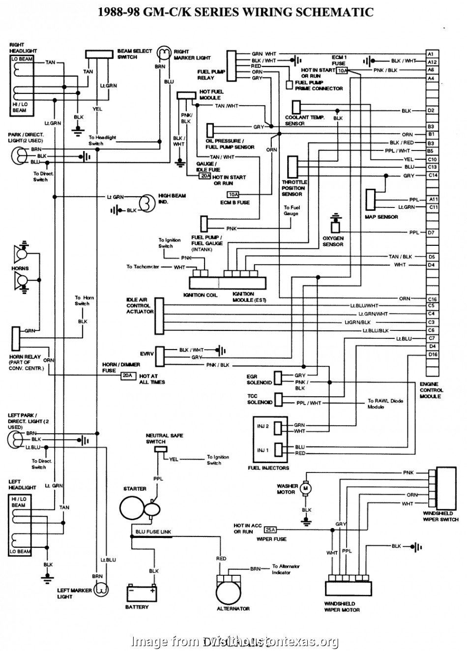 Toggle Switch Turn Signal Wiring Diagram New Turn Signal Wiring Diagram Chevy Truck Download