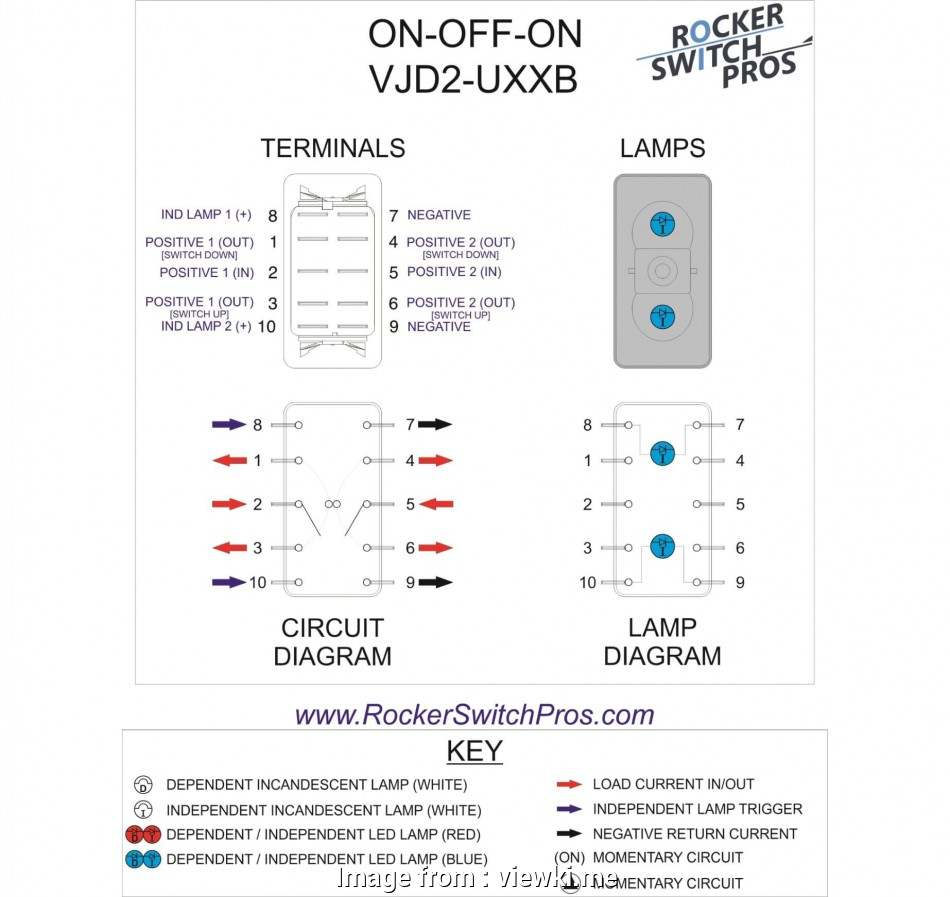 6 Prong Toggle Switch Wiring Diagram  Automatic Transfer