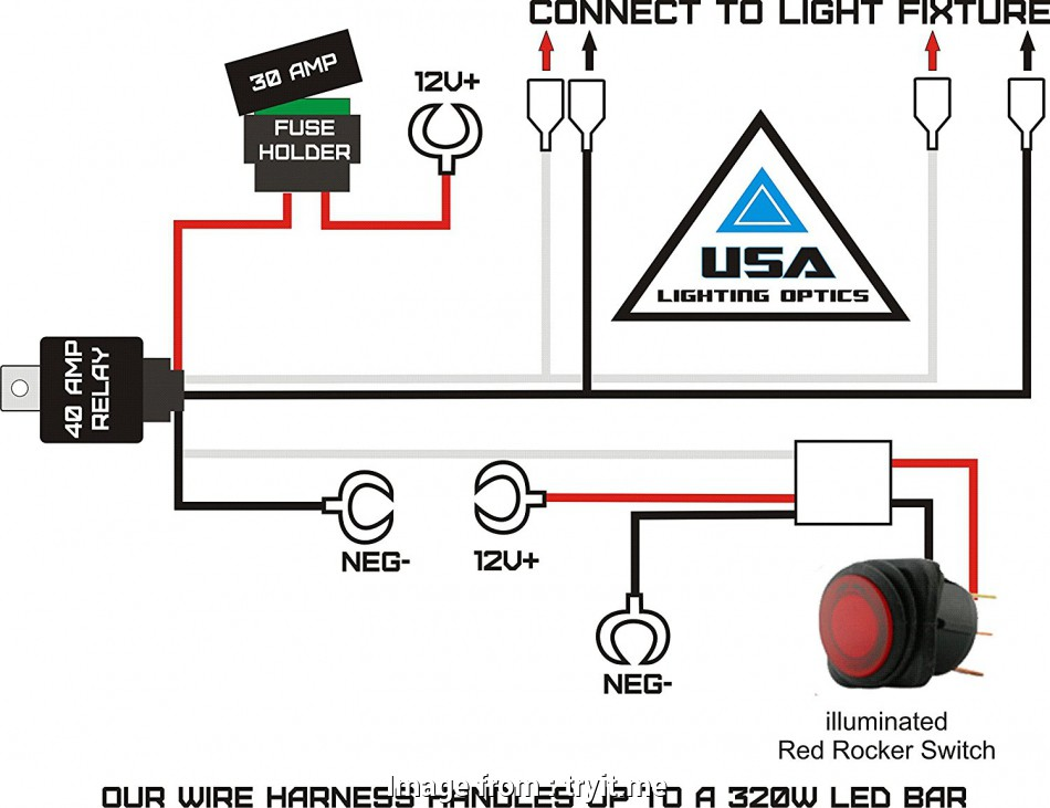 Toggle Switch Wiring Diagram 12v Popular Led Toggle Switch