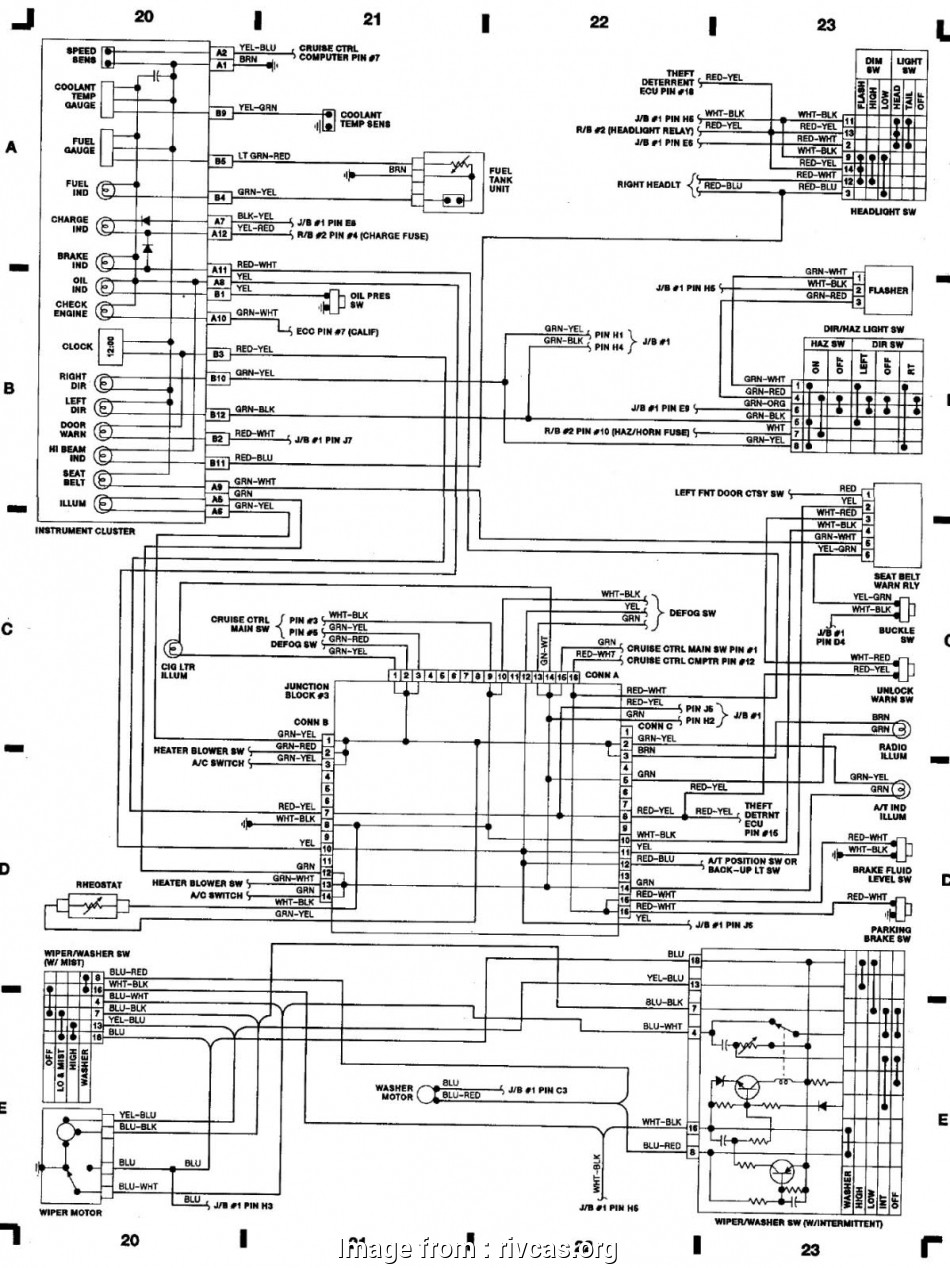Toyota 4K Electrical Wiring Diagram Professional Toyota, Wiring Data
