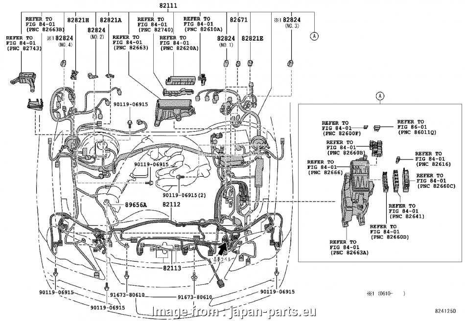 toyota mark x electrical wiring diagram TOYOTA MARK XGRX125-AEAZH, ELECTRICAL, WIRING CLAMP, Japan Parts EU 19 Top Toyota Mark X Electrical Wiring Diagram Collections