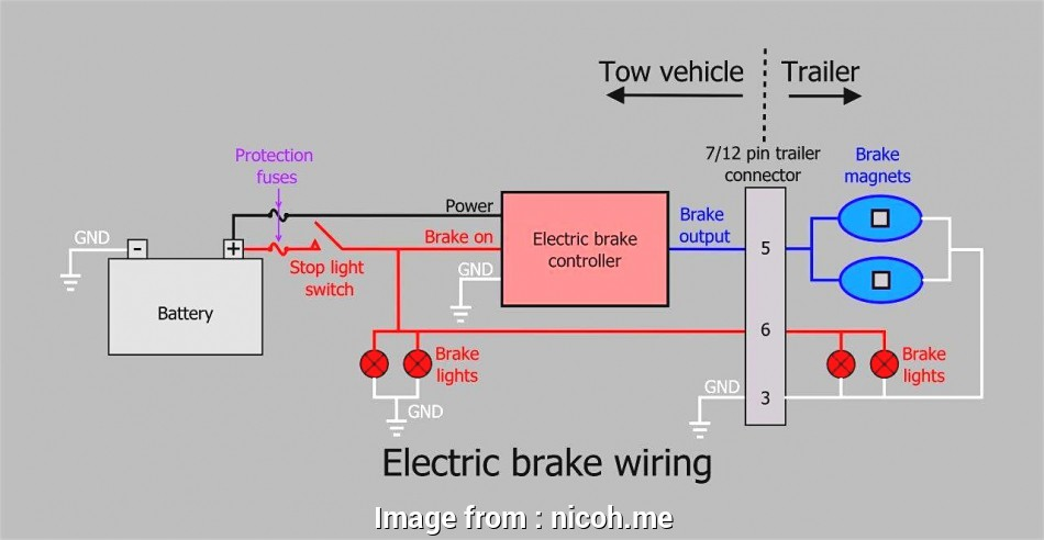 Diagram Trailer Mounted Electric Brake Controller Wiring Diagram Full Version Hd Quality Wiring Diagram Schematicfile Blidetoine Fr