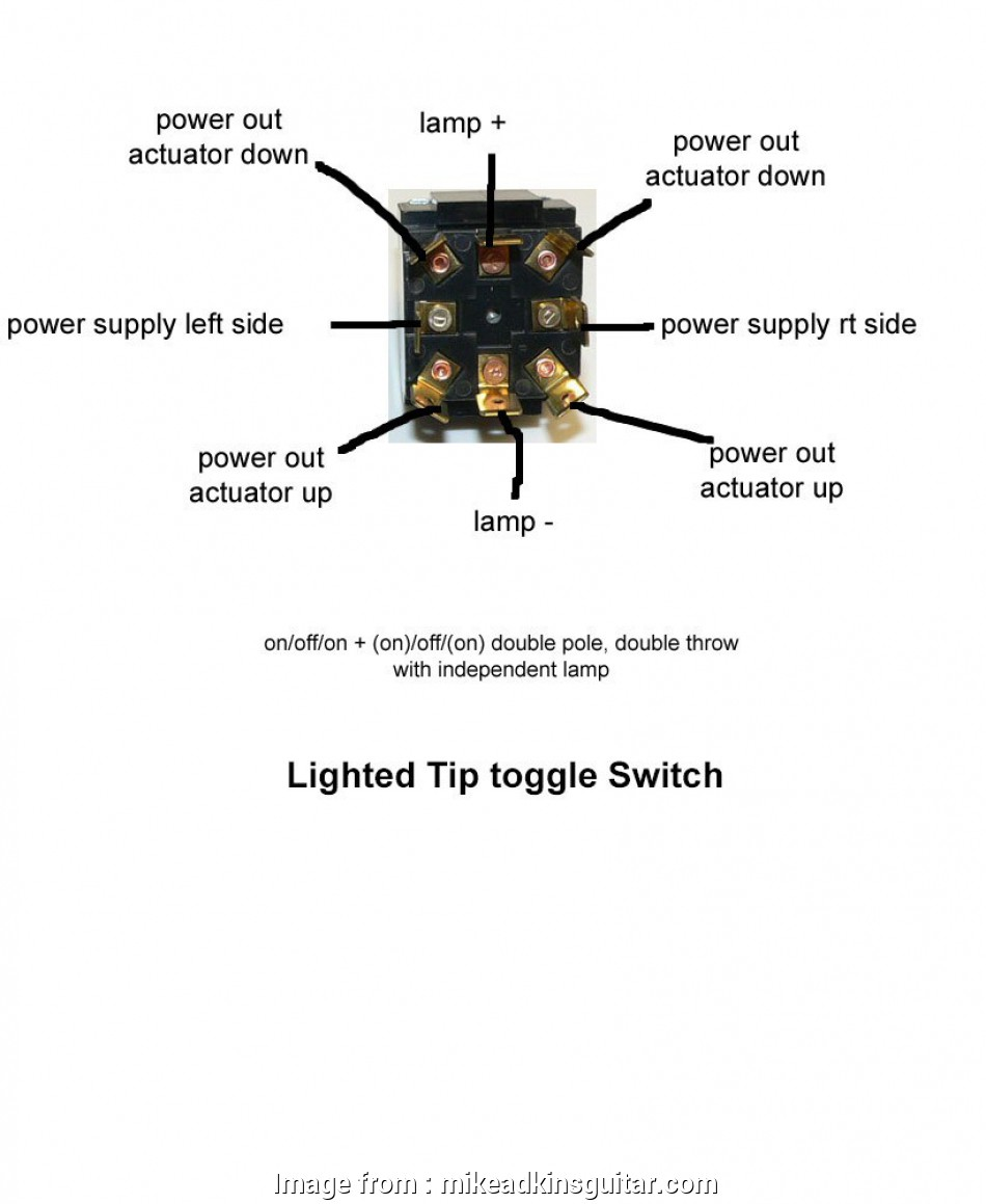 Two Position Toggle Switch Wiring Simple 3 Wire Spdt Toggle Switch Wiring Diagram Free Download