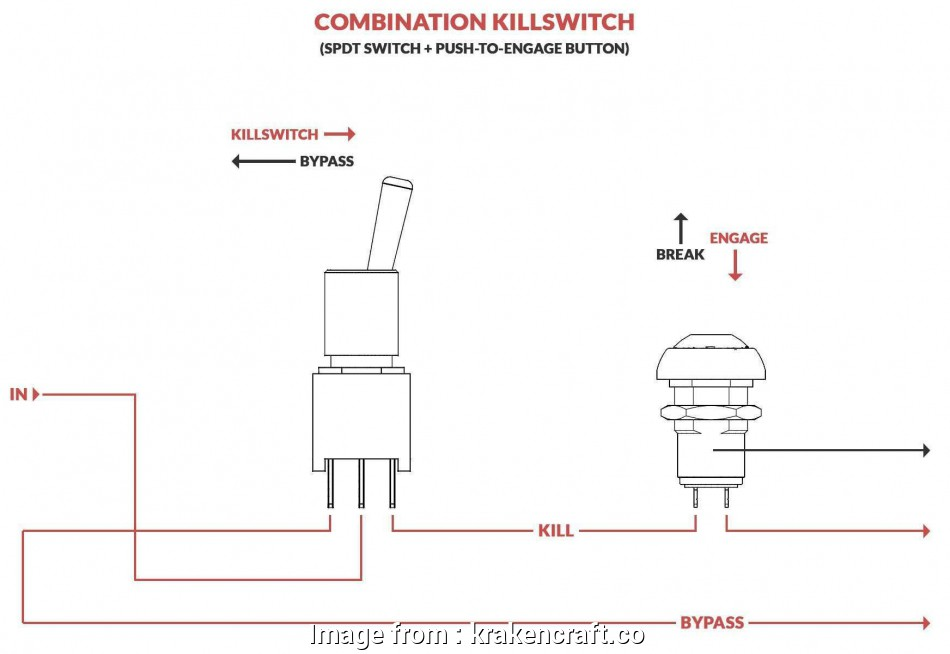 Two Position Toggle Switch Wiring Professional Spdt Switch Schematic Electrical Wiring Diagram