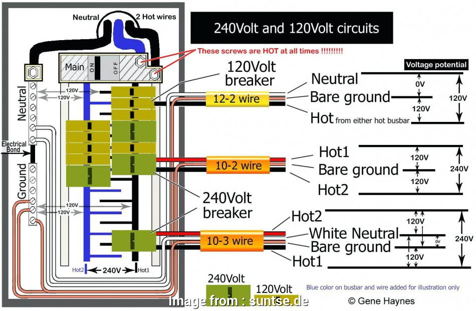 Typical Electrical Panel Wiring Brilliant Wiring A House Main Breaker  Free Download Wiring