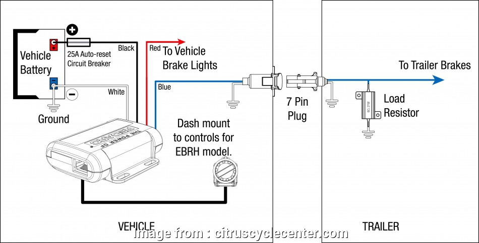 16 Popular Utility Trailer Brake Wiring Diagram Photos