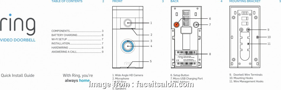 video doorbell wiring diagram ring doorbell wiring diagram Collection-Full Size of Wiring Diagram Nutone Doorbell Wiring Diagram Unique. DOWNLOAD. Wiring Diagram 14 Top Video Doorbell Wiring Diagram Collections