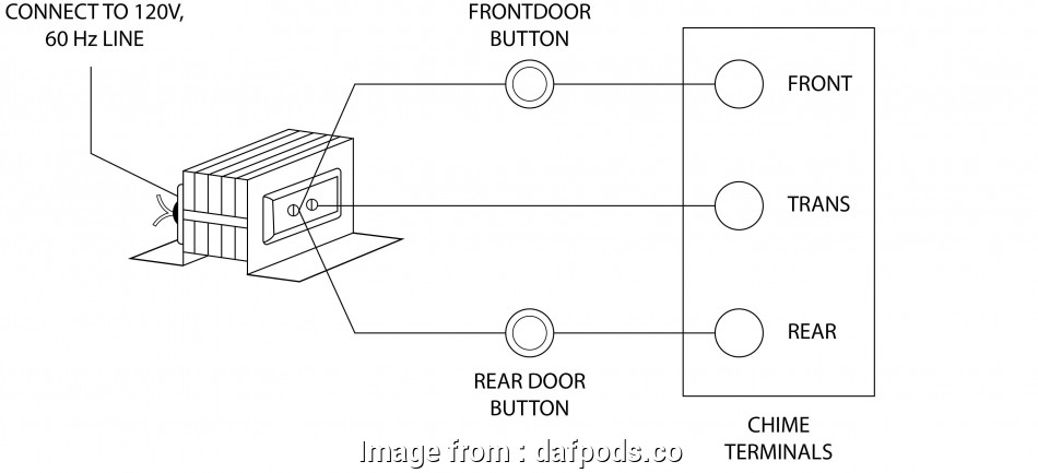 two chime doorbell nutone wiring diagram on door chime wiring-diagram,  chi ming doorbell