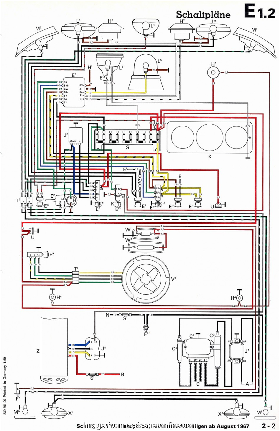 vw beetle starter wiring diagram Vw Beetle Starter Wiring Diagram Best Of Wiring Diagram Vw Transporter Wire Data Schema • 13 New Vw Beetle Starter Wiring Diagram Photos