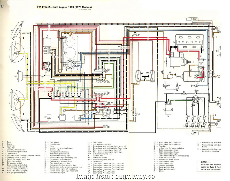 Vw Beetle Starter Wiring Diagram Professional Vw Brake