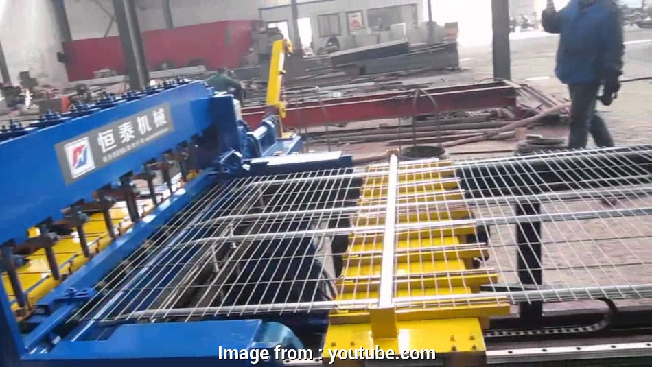 welded wire mesh fence machine Full automatic welded wire mesh panel machine/Wire Mesh welding fence machine factory 9 Practical Welded Wire Mesh Fence Machine Collections