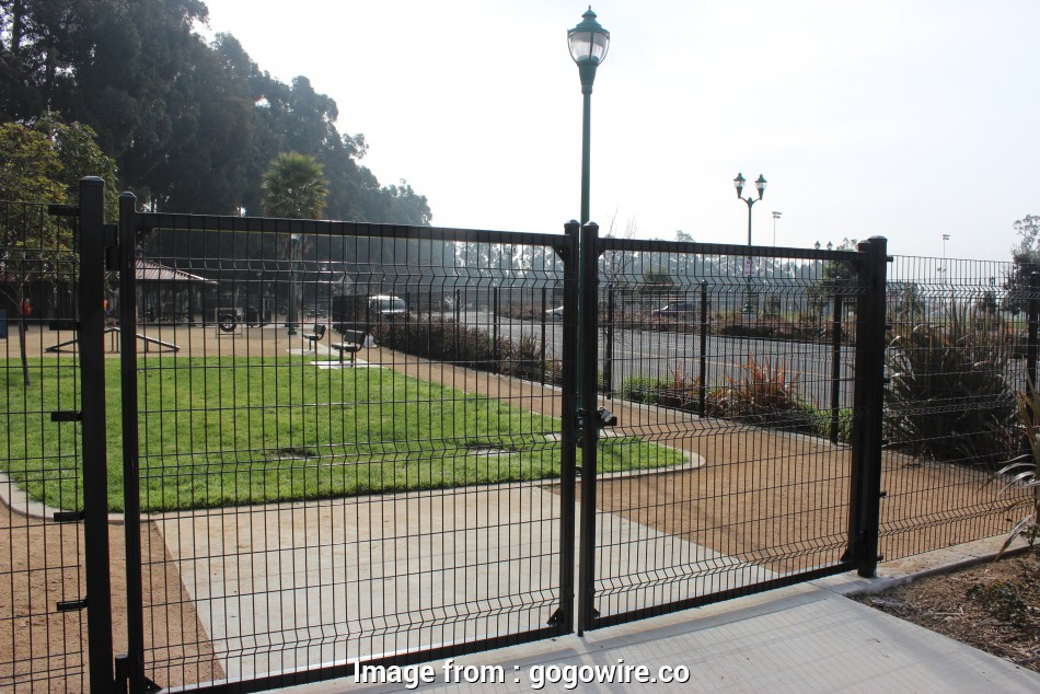 Welded Wire Mesh Fence Panels In 6 Gauge Wire Mesh Gallery Palm Shield Louvers Rh Palmshieldlouvers