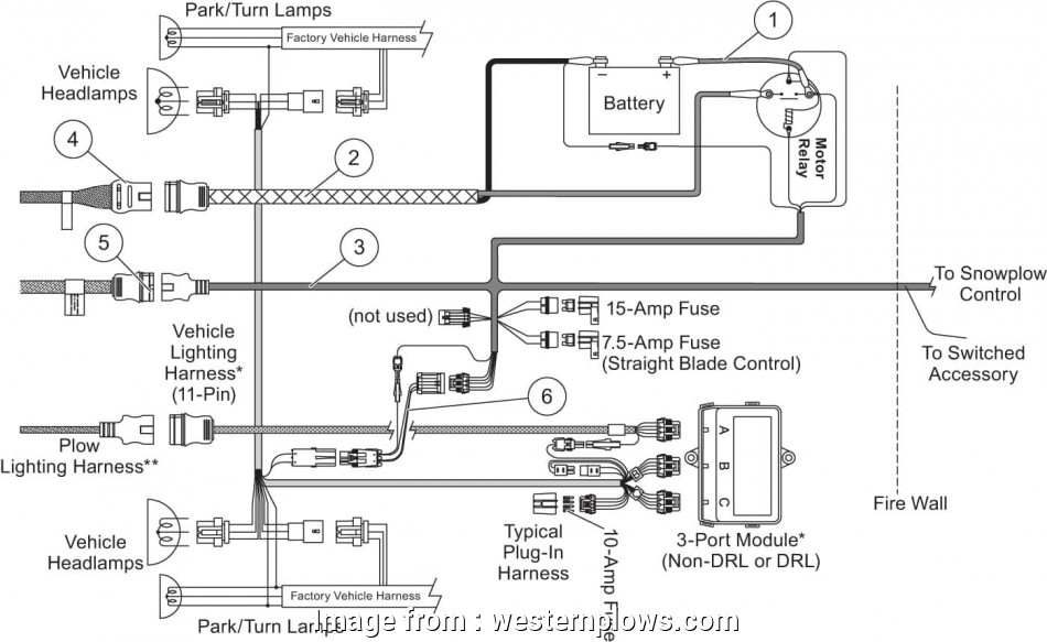 western snow plow wiring diagram Printable WESTERN® Plow & Spreader Specs, Western Products 20 Cleaver Western Snow Plow Wiring Diagram Photos