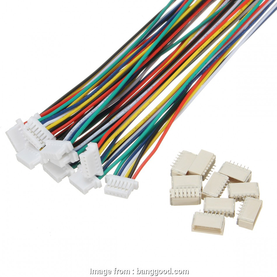 what is 6 gauge wire in mm Excellway® 20Pcs Mini Micro, 1.0mm SH 6-Pin Connector Plug With Wires What Is 6 Gauge Wire In Mm Simple Excellway® 20Pcs Mini Micro, 1.0Mm SH 6-Pin Connector Plug With Wires Images