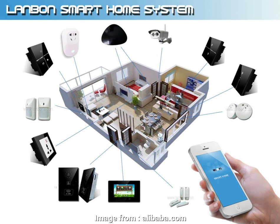 wifi using home electrical wiring Newest Electrical Smart Switch Wifi Switch Smart Home System Beyond Zigbee, Z Wave Support Google Hoom & Amazon Alexa /echo -, Smart Home 12 Brilliant Wifi Using Home Electrical Wiring Galleries