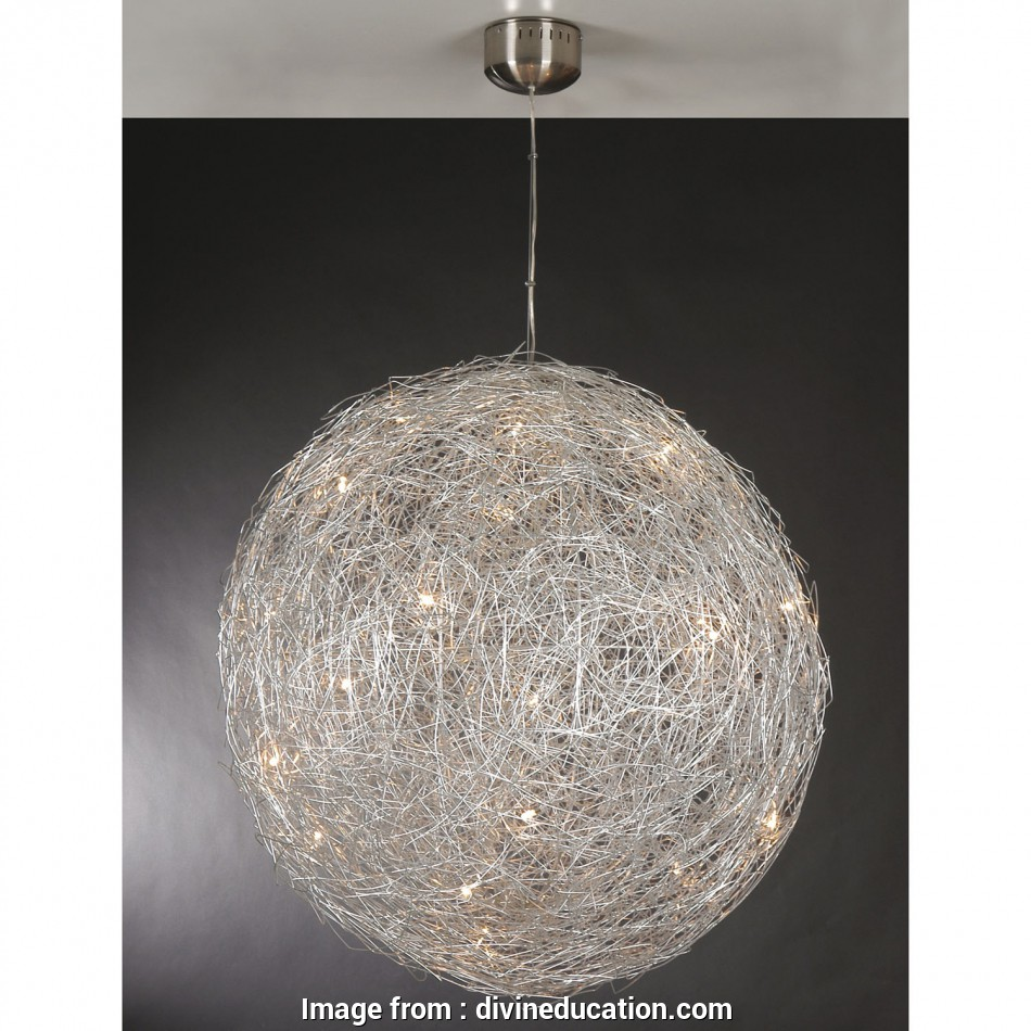 wire ball light Linea Verdace Wire, Ball Pendant Light, Next, Delivery Linea Concerning Wire Ball Pendant 10 New Wire Ball Light Collections