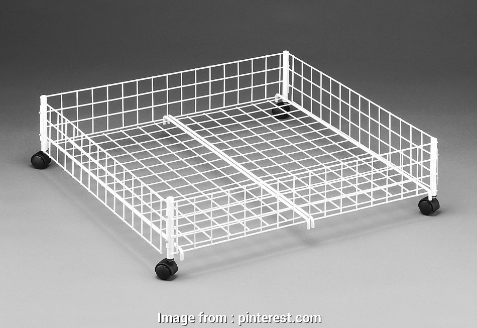 wire basket shoe storage simple Wheeled Wire Basket Under, Storage, Bin Holder Toys Shoe Rack Steel, design 9 Nice Wire Basket Shoe Storage Collections
