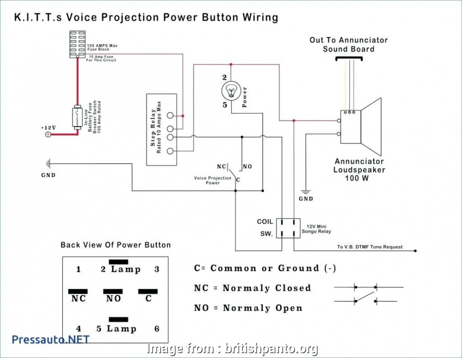 Wire Gauge Amps 12v Creative     Wiring Diagram Volt Relay