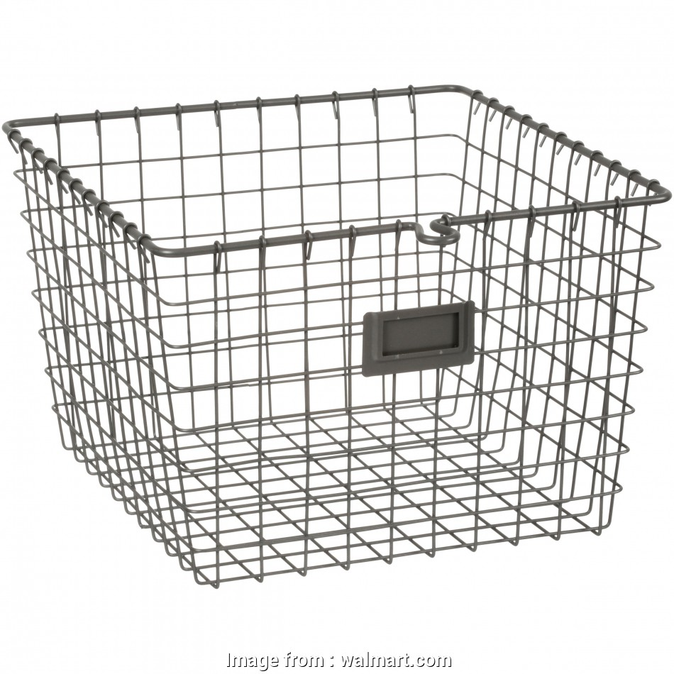 wire mesh baskets walmart Spectrum Medium Storage Basket Wire Mesh Baskets Walmart Nice Spectrum Medium Storage Basket Photos