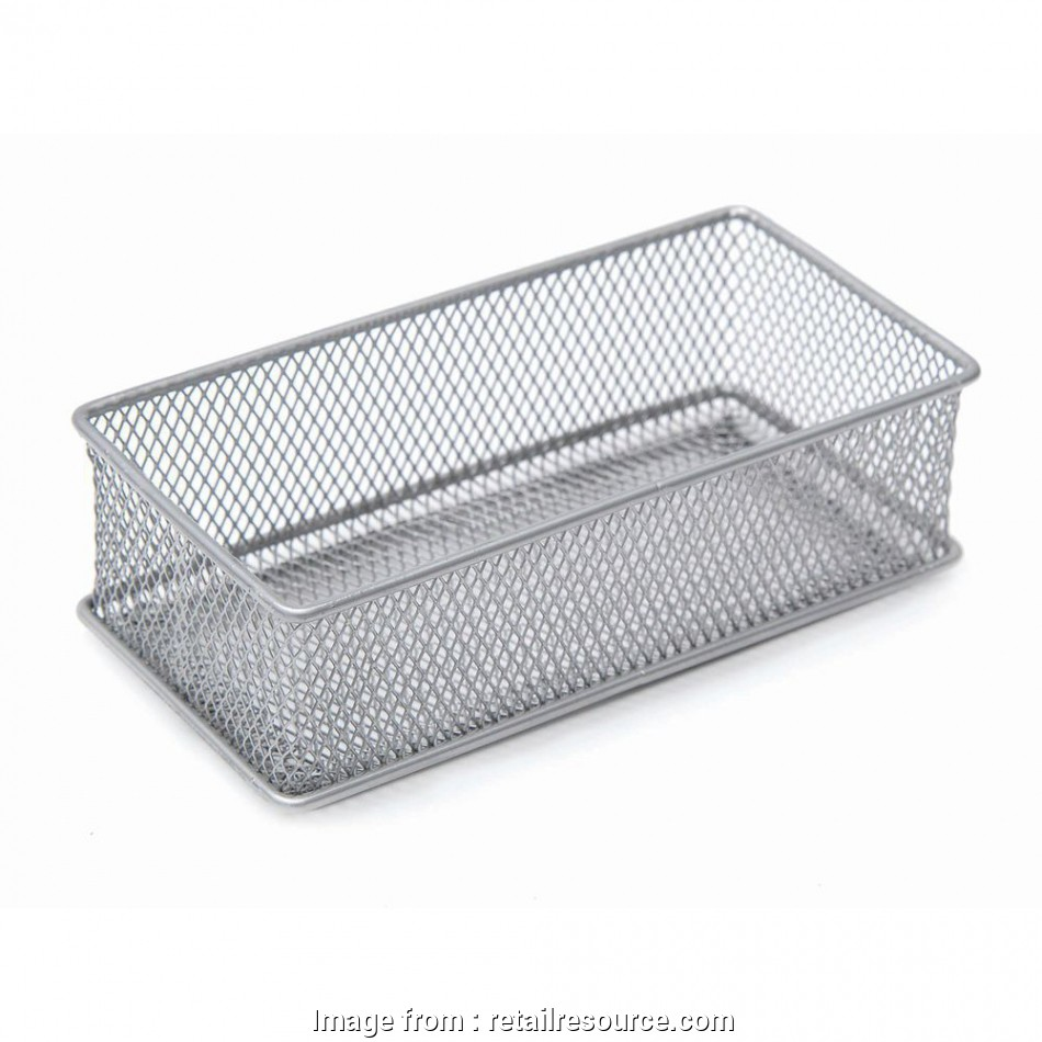 wire mesh baskets with lid BASKET, MESH, RECT, SHORT, SILVER 6X3X2 11 Brilliant Wire Mesh Baskets With Lid Collections