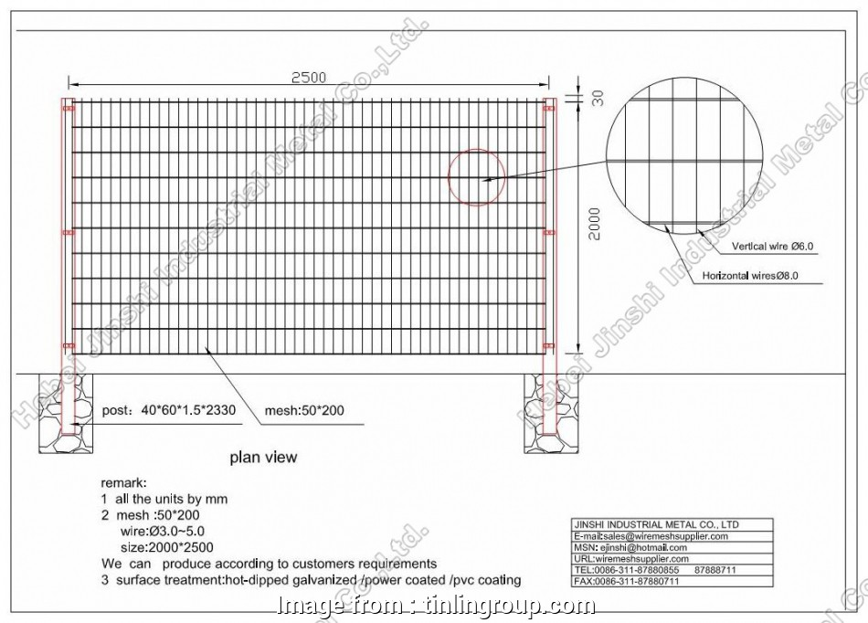 wire mesh fence drawing The layout of, double wire fence: 16 Brilliant Wire Mesh Fence Drawing Collections