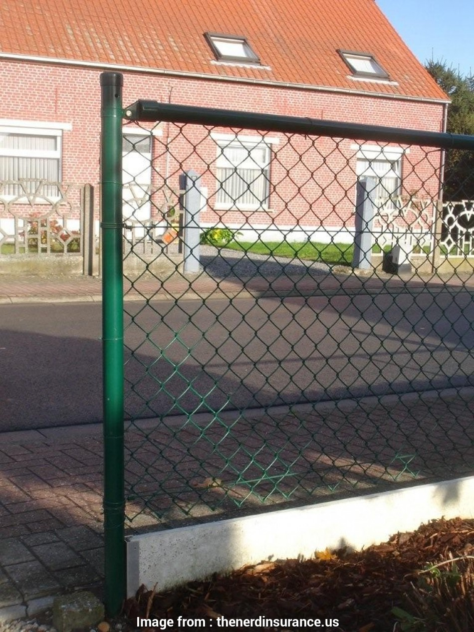 Wire Mesh Fence Supplies In  Philippines Best Black Vinyl Coated Steel Chain Wire Fence Cyclone