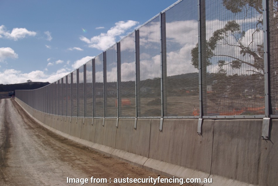 wire mesh fence sydney ... Securemax, /, Anti Climb Security Mesh Fencing, Mesh Fence 8 Top Wire Mesh Fence Sydney Collections