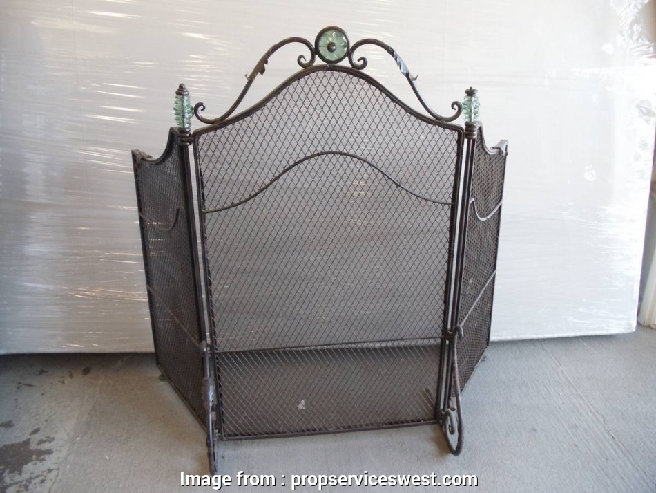 wire mesh fire screen Fire Screen:, Iron/Wire Mesh/Celedon … 16 Brilliant Wire Mesh Fire Screen Galleries