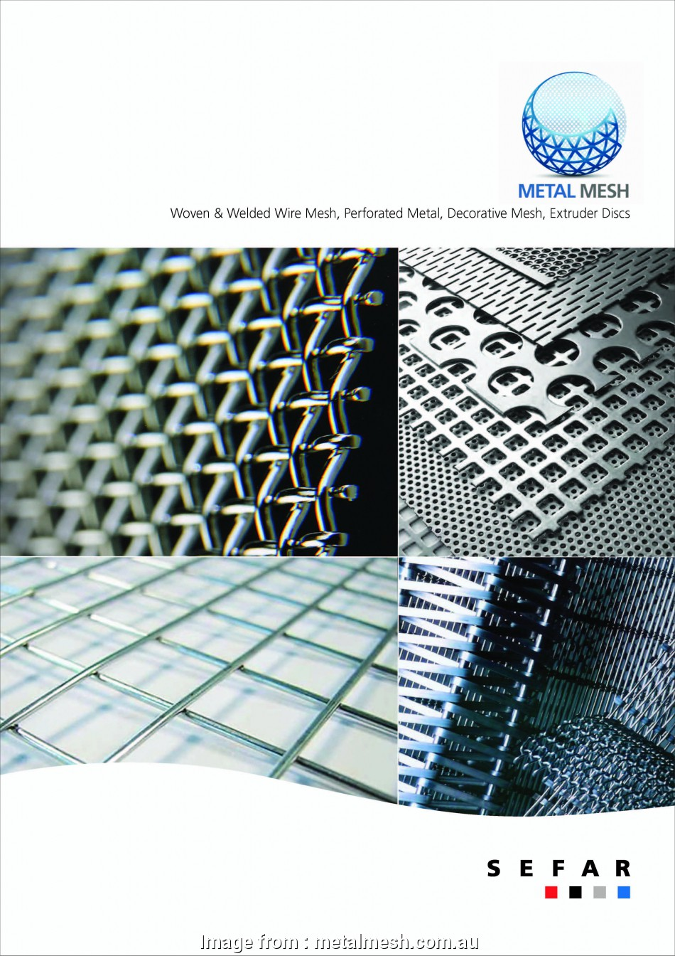 wire mesh screen catalogue Download, Metal Mesh 8 New Wire Mesh Screen Catalogue Ideas