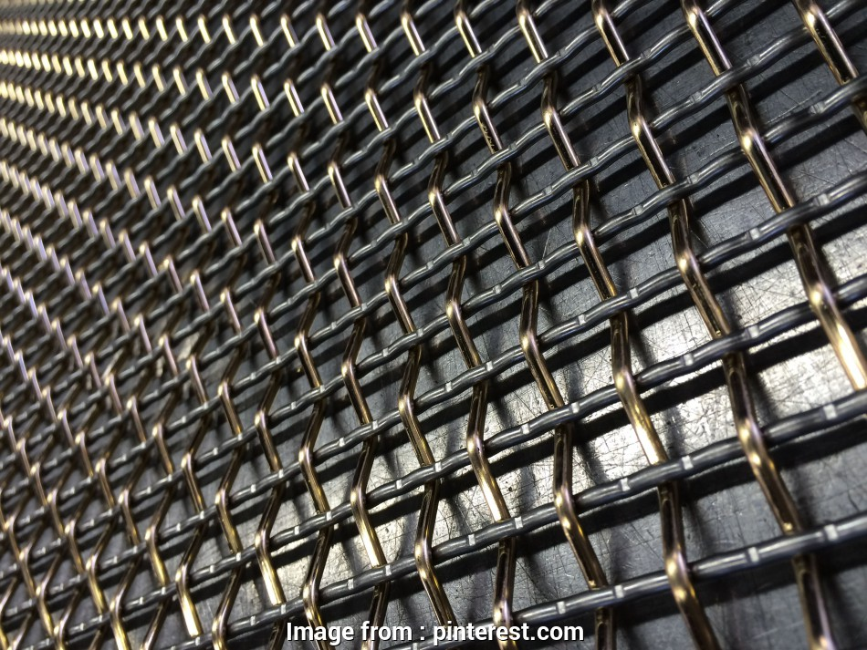 wire mesh screen vancouver A beautiful, version or, 2, mesh combining C220 bronze, 304 stainless steel 11 Perfect Wire Mesh Screen Vancouver Collections