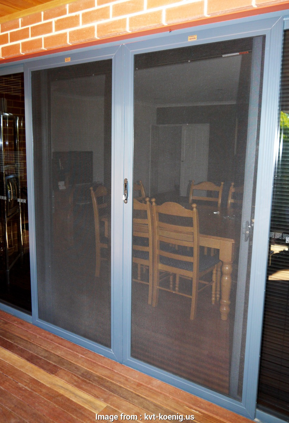 wire mesh security door Sliding Security Doors Provided In Perth, Joondalup Perth with regard to measurements 2613 X 3813 15 Perfect Wire Mesh Security Door Solutions