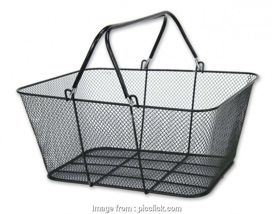 wire mesh shopping baskets RETAIL SHOPPING GROCERY Wire Mesh Baskets Store Display 16