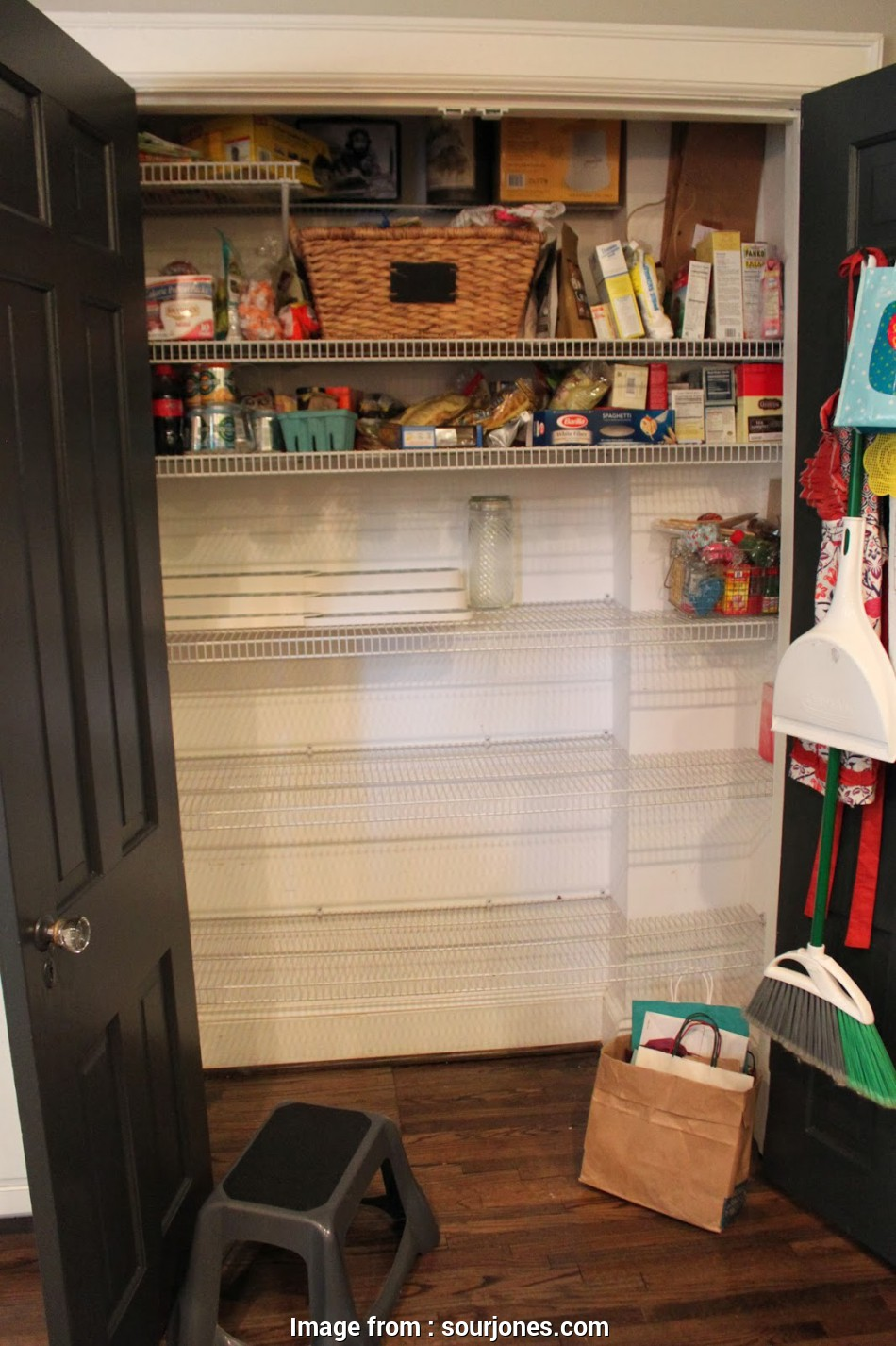 wire pantry shelves sagging Home Transformation, Pantry, SOURJONES 18 Popular Wire Pantry Shelves Sagging Pictures