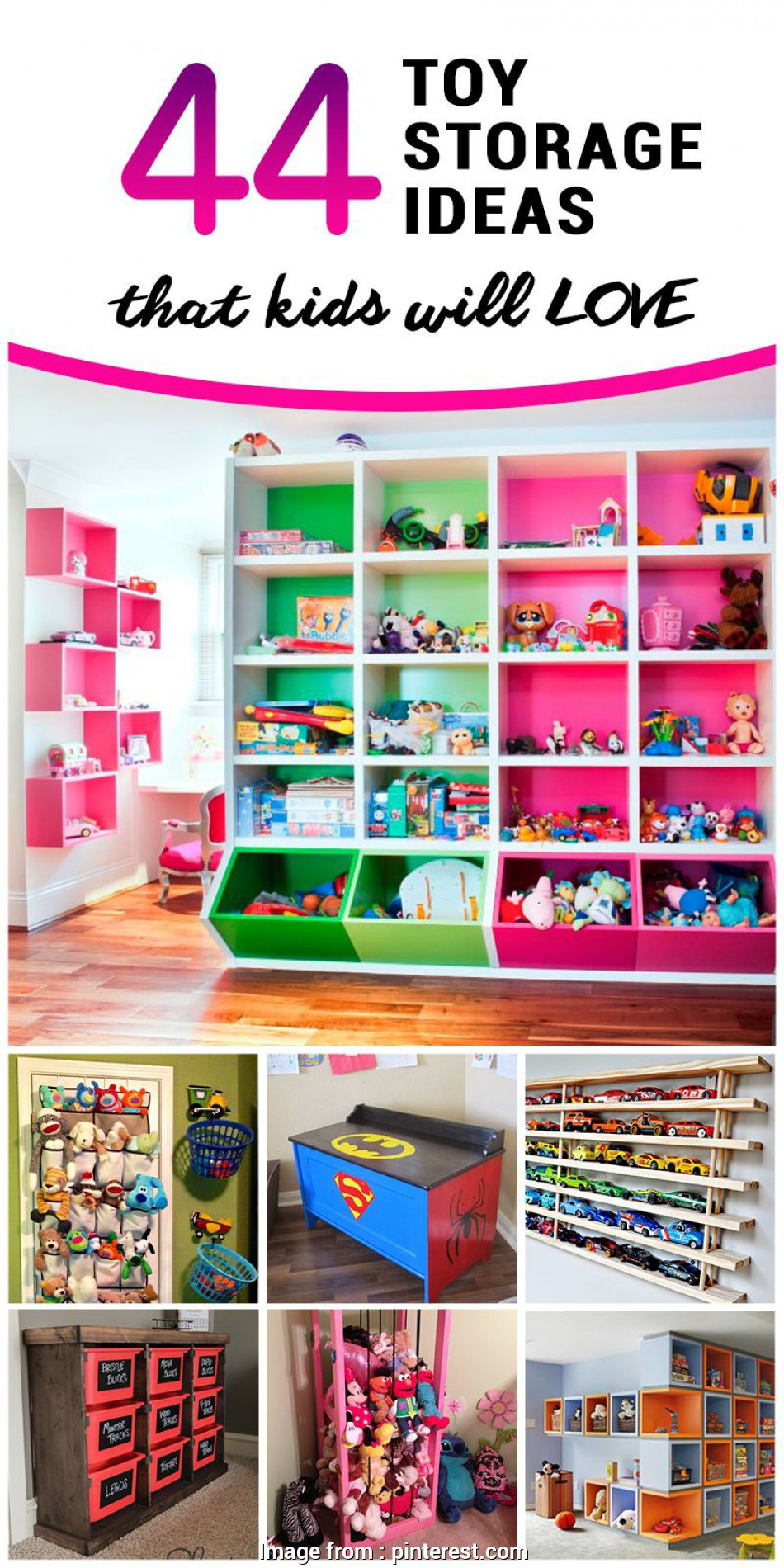 wire rack toy storage 44 Best, Storage Ideas that Kids Will Love in 2018, Organize 10 New Wire Rack, Storage Images