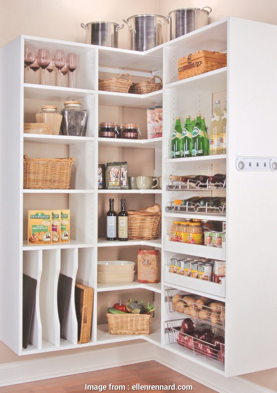 wire shelf storage ideas 86 Examples Indispensable White Solid Wood Corner Pantry Cabinet Storage With Rattan Bins, Wire Racks Organizers, Kitchen Solutions Under Ideas Wire Shelf Storage Ideas Creative 86 Examples Indispensable White Solid Wood Corner Pantry Cabinet Storage With Rattan Bins, Wire Racks Organizers, Kitchen Solutions Under Ideas Solutions
