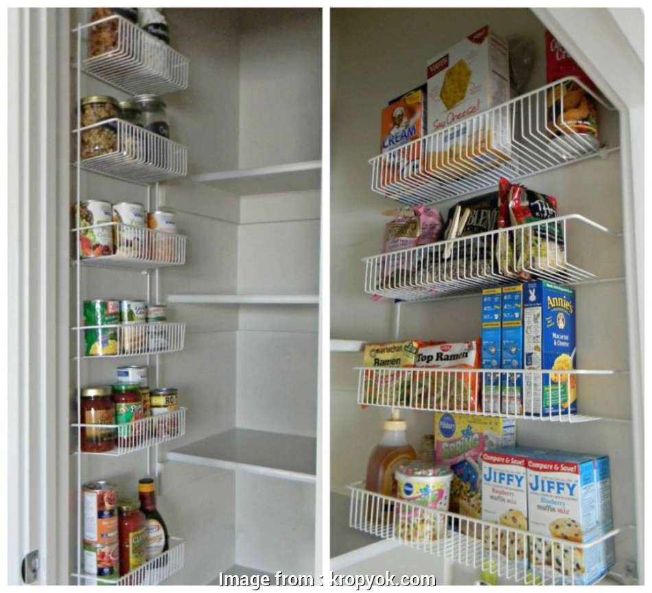 wire shelving pantry door Pantry Shelving Design Ideas. White Stain Kitchen Pantry Wall With White Stain 18 Practical Wire Shelving Pantry Door Photos