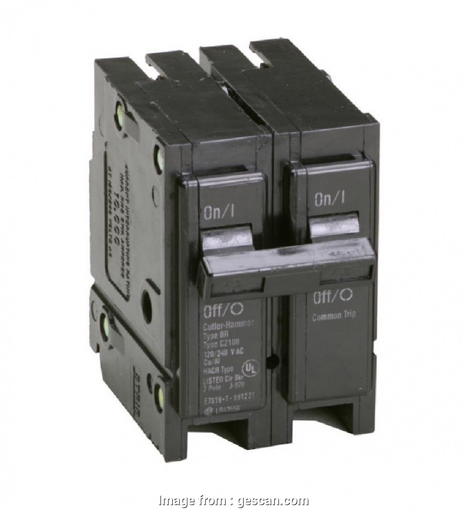 wire size 25 amp Eaton, BR225, 25Amp 120/240VAC, 2-Pole, 10 kAIC BR Plug-On Circuit Breaker, Wire Size #14-4 14 Fantastic Wire Size 25 Amp Ideas