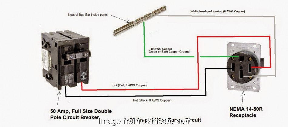 Wire Size 50 Amps Most 3 Wire Stove Plug Wiring Diagram