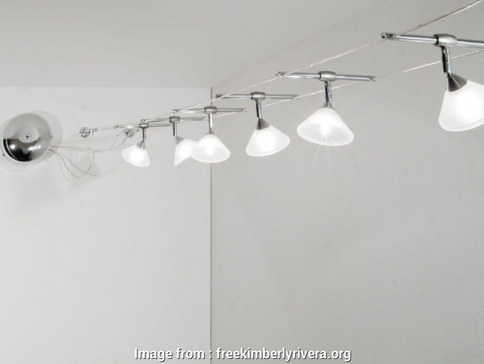 wire track ceiling lights Pendant Light Wiring, Elegant 6 Light Tension Wire, Blue or White Amazing Price On 19 Cleaver Wire Track Ceiling Lights Pictures