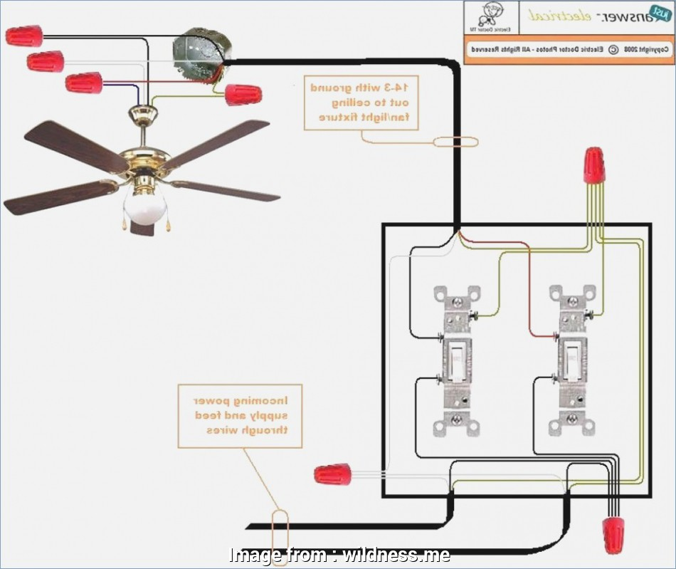 Wiring A Ceiling Light Fan Top Diagrams Diagram Electric