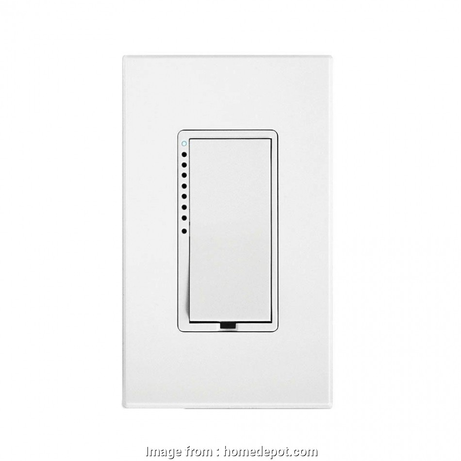 wiring a dimmer switch with 2 black wires Lutron Toggler, Dimmer Switch, Dimmable LED, Halogen, Incandescent Bulbs, Single-Pole or 3-Way, White-TGCL-153PR-WH -, Home Depot Wiring A Dimmer Switch With 2 Black Wires Most Lutron Toggler, Dimmer Switch, Dimmable LED, Halogen, Incandescent Bulbs, Single-Pole Or 3-Way, White-TGCL-153PR-WH -, Home Depot Pictures